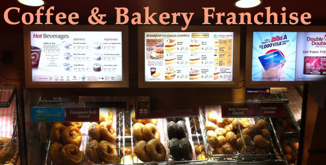 Coffee & Bakery Franchise