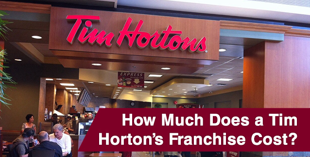 How Much Does a Tim Horton's Franchise Cost?