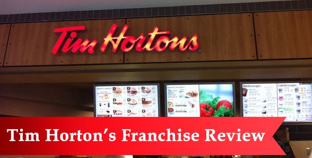 Tim Horton's Franchise Review
