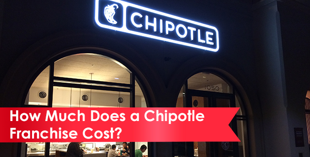 How Much Does a Chipotle Franchise Cost