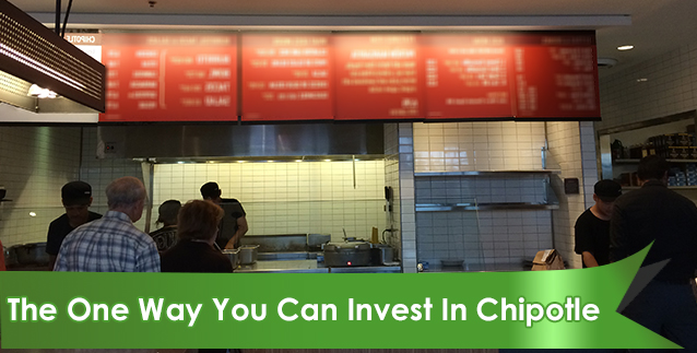 One Way You Can Invest In Chipotle