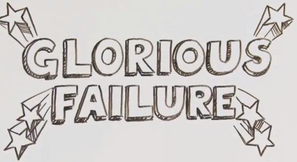 innovation through failure, it's a thing!